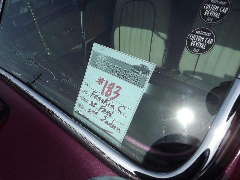 custom car revival in Indiana Juin 2017  June 2017 19055111