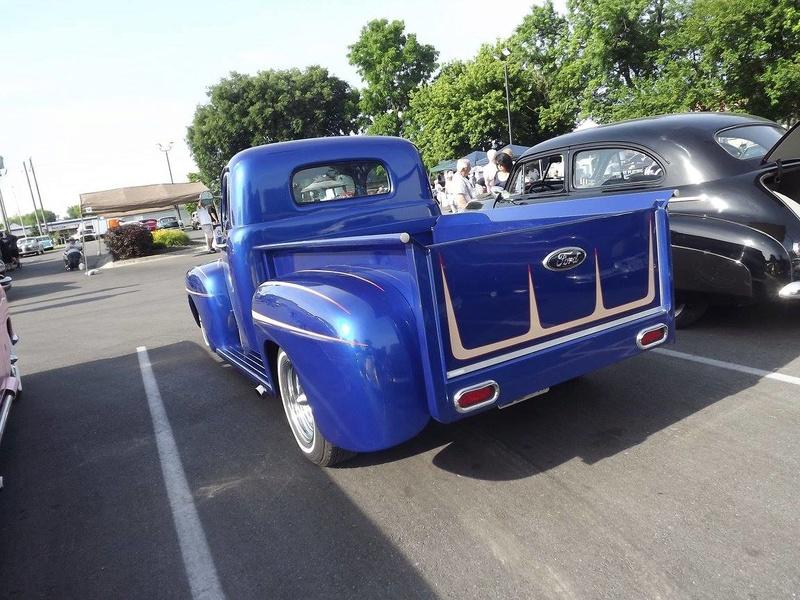 custom car revival in Indiana Juin 2017  June 2017 19095310