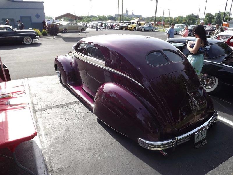custom car revival in Indiana Juin 2017  June 2017 19095312