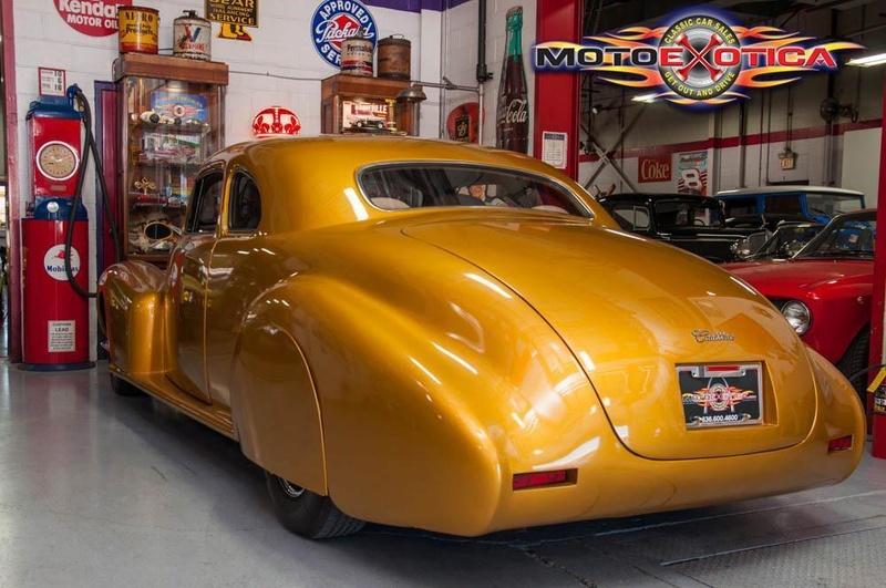 LaSalle custom & mild Custom 1923