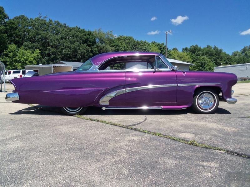 Lincoln  1952 - 1955 custom & mild custom - Page 2 1953_l11
