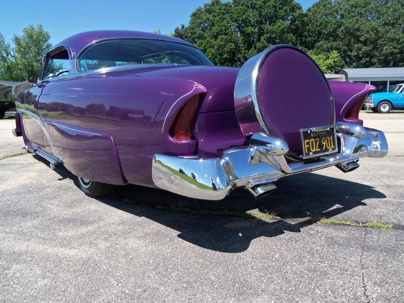 Lincoln  1952 - 1955 custom & mild custom - Page 2 1953_l12