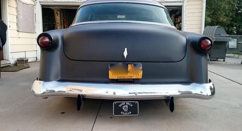 Ford 1952 - 1954 custom & mild custom - Page 10 20161010