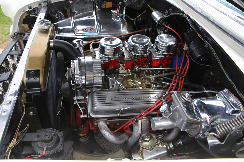 1955 Chevrolet - Jim Seaton - Barris Kustoms 2021