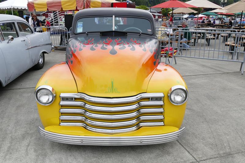 Chevy Pick up 1947 - 1954 custom & mild custom - Page 4 20397010