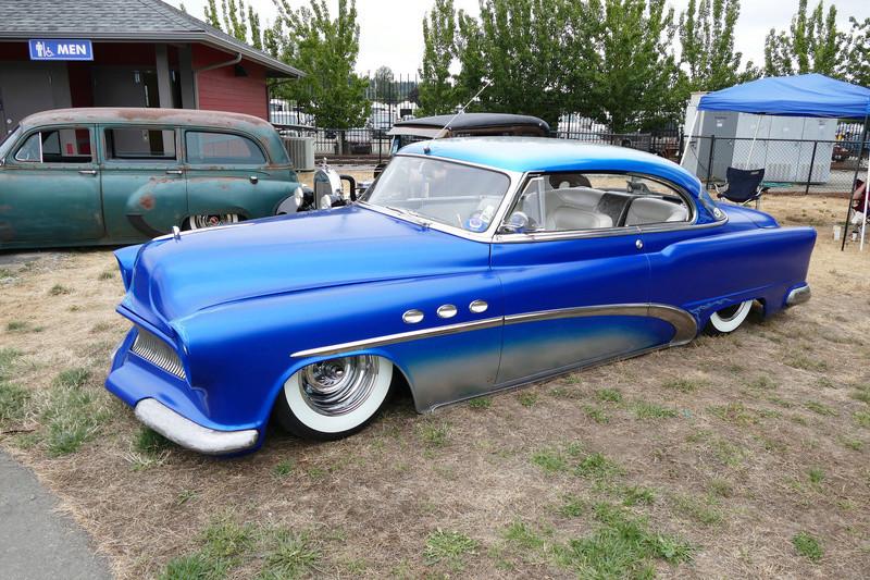 1953 Buick - Misfits Rod & Kustom Junkies 20397912