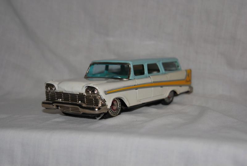 us car -  tôle - Tin Toys -  1950's & 1960's - Page 5 221