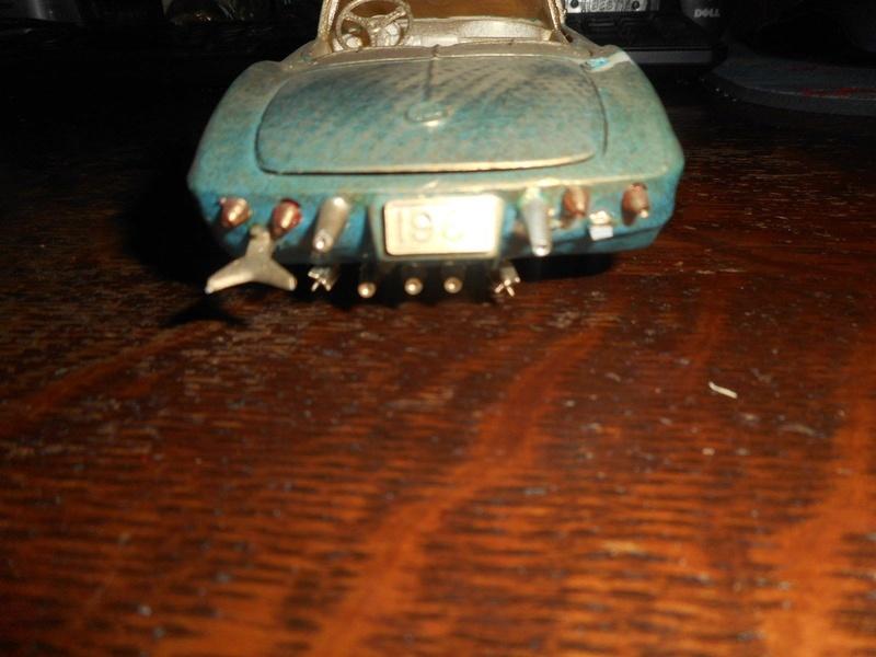 Vintage built automobile model kit survivor - Hot rod et Custom car maquettes montées anciennes - Page 8 224