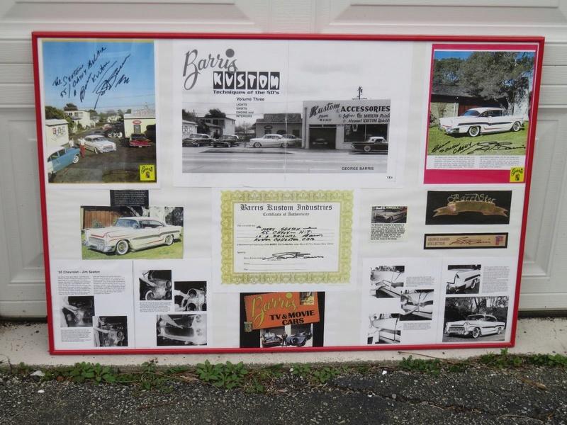 1955 Chevrolet - Jim Seaton - Barris Kustoms 2319