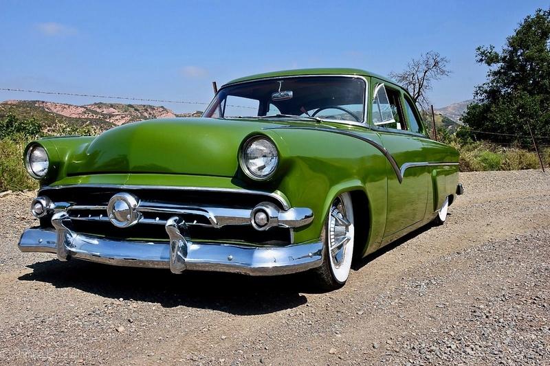 Ford 1952 - 1954 custom & mild custom - Page 10 232