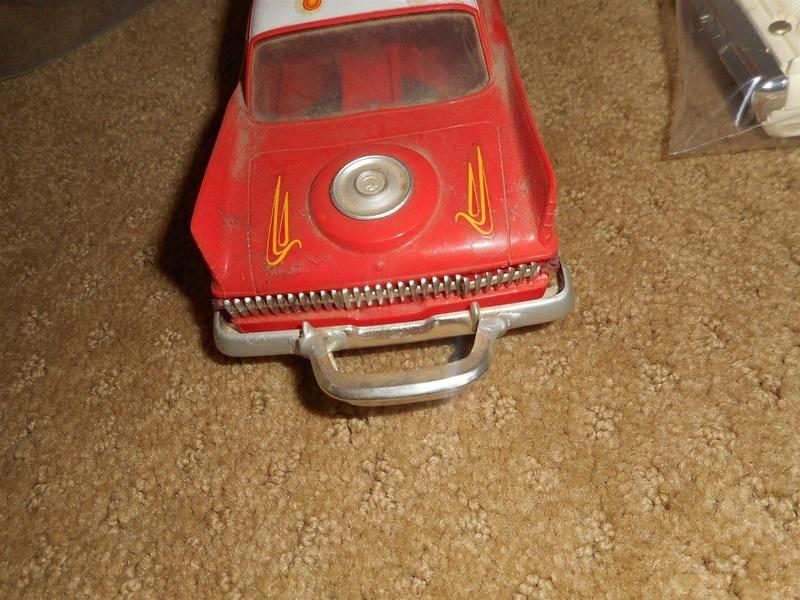 Vintage built automobile model kit survivor - Hot rod et Custom car maquettes montées anciennes - Page 9 2615