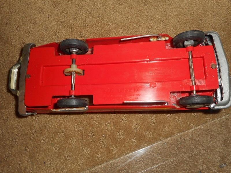 Vintage built automobile model kit survivor - Hot rod et Custom car maquettes montées anciennes - Page 9 2714