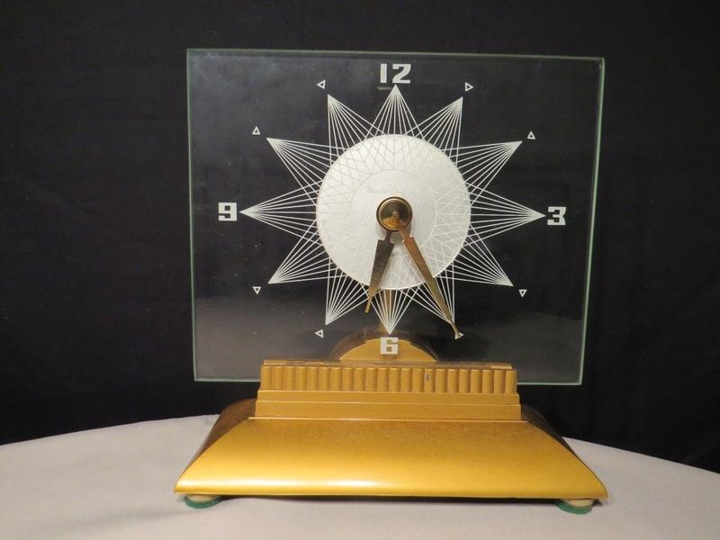 Horloges & Reveils fifties - 1950's clocks - Page 3 2717