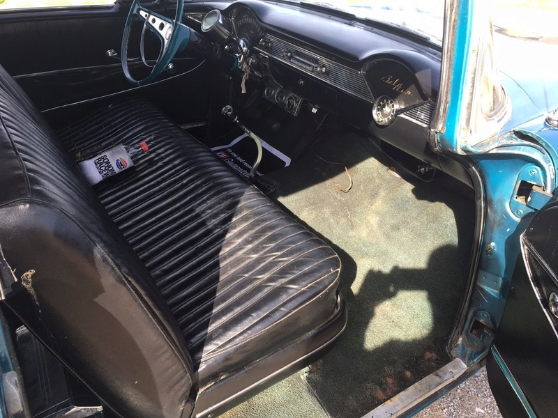 Chevy 1956 custom & mild custom - Page 4 3016