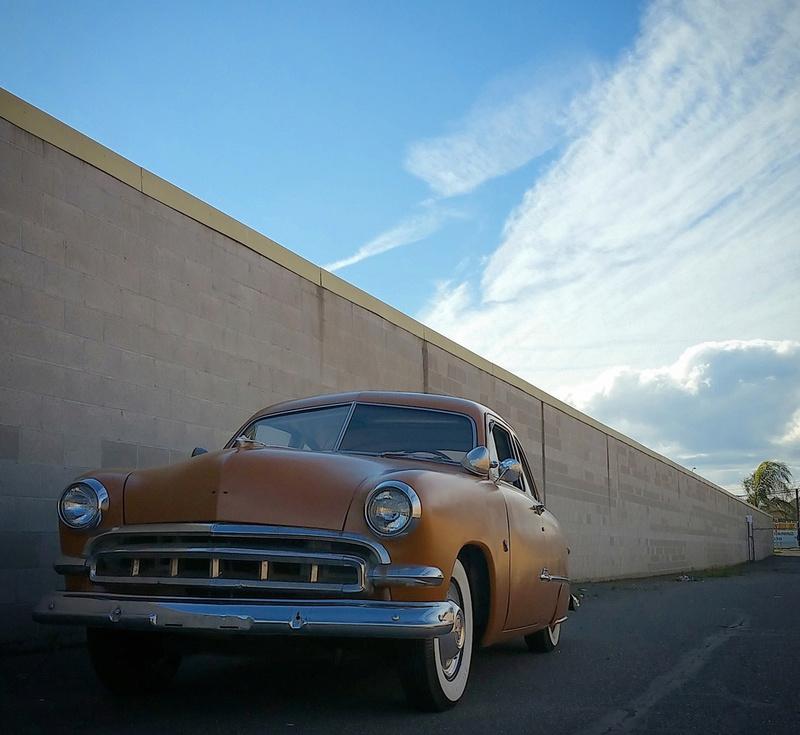 Ford 1949 - 50 - 51 (shoebox) custom & mild custom galerie - Page 24 310