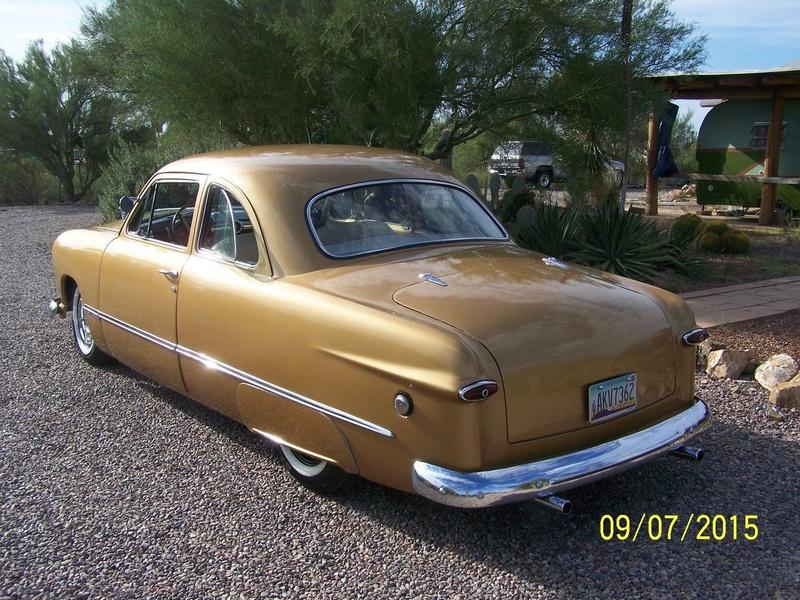 Ford 1949 - 50 - 51 (shoebox) custom & mild custom galerie - Page 25 315