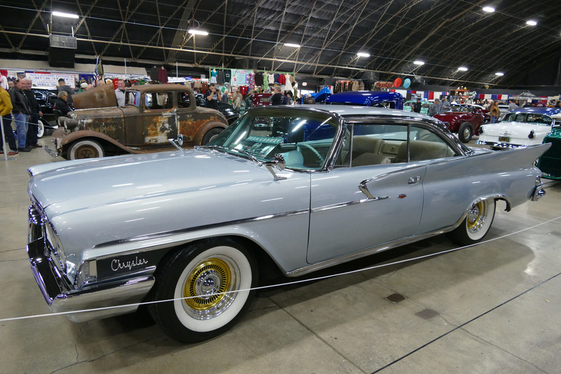 1960-64 Chrysler - Desoto custom & mild custom 31859110