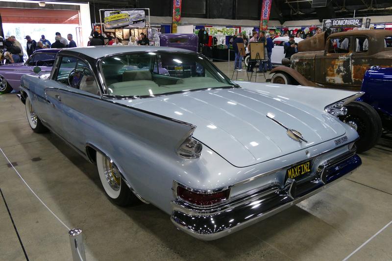 1960-64 Chrysler - Desoto custom & mild custom 31889413