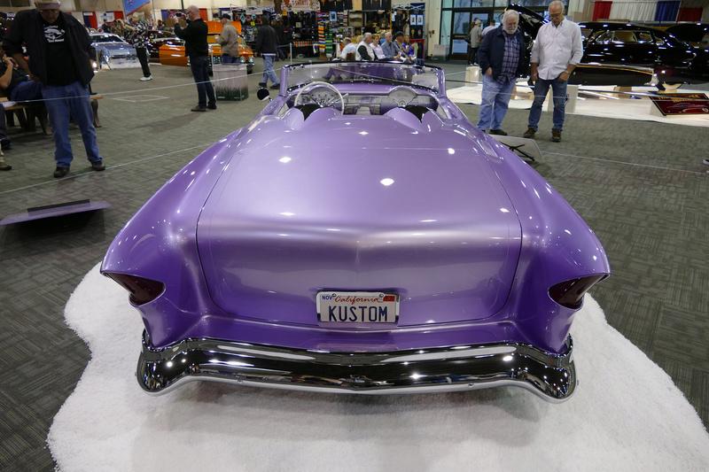 1958 Packard convertible - Rita - John d'Agostino - OZ Kustoms 31961911