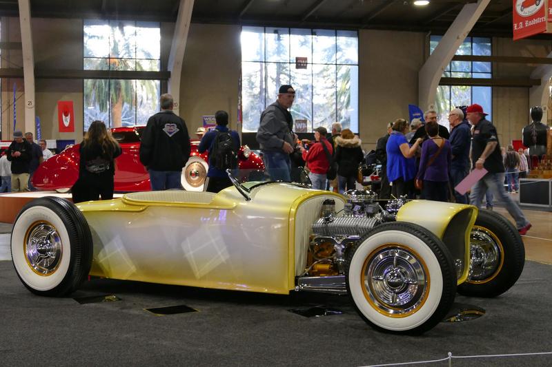 Fool's Goldster -Taylor Made - 1927 Dodge Roadster 31971510