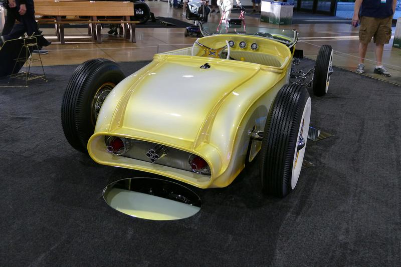 Fool's Goldster -Taylor Made - 1927 Dodge Roadster 31971512