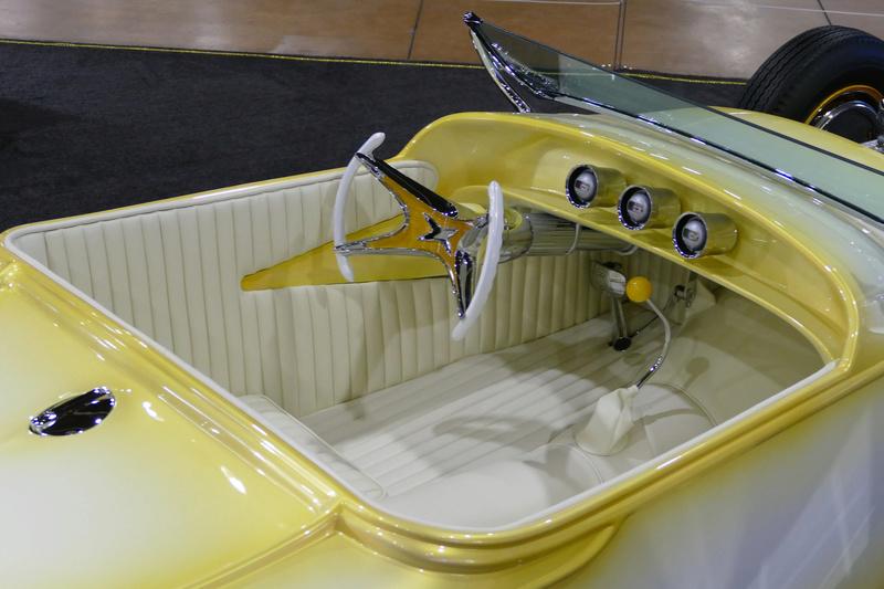 Fool's Goldster -Taylor Made - 1927 Dodge Roadster 31971513