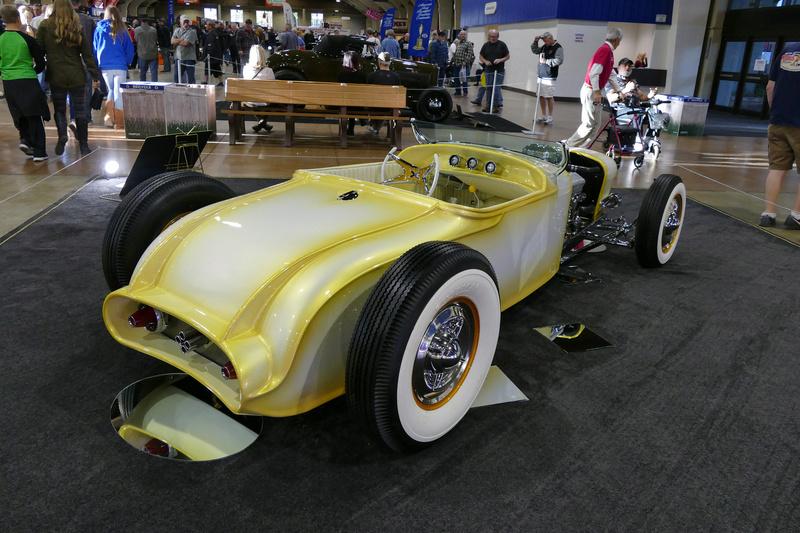 Fool's Goldster -Taylor Made - 1927 Dodge Roadster 31971514