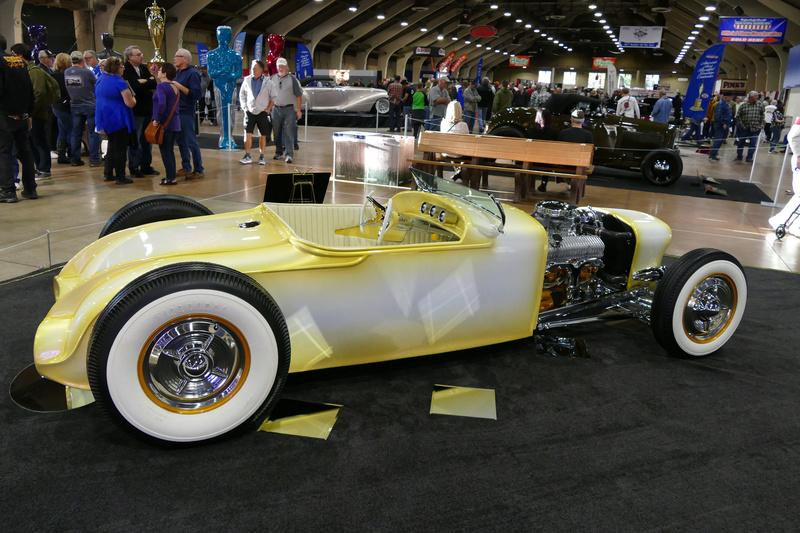 Fool's Goldster -Taylor Made - 1927 Dodge Roadster 31971515