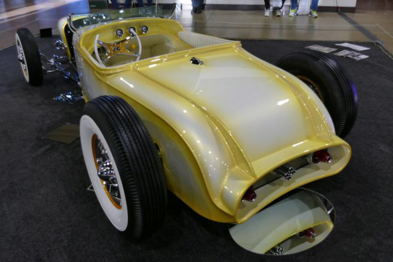 Fool's Goldster -Taylor Made - 1927 Dodge Roadster 31971610