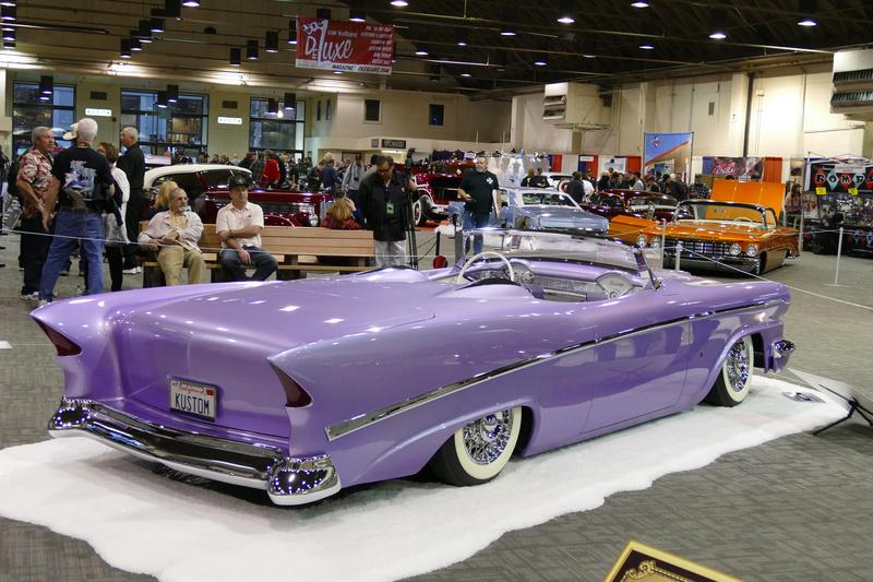 1958 Packard convertible - Rita - John d'Agostino - OZ Kustoms 31990711