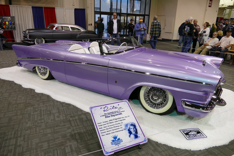 1958 Packard convertible - Rita - John d'Agostino - OZ Kustoms 31990712