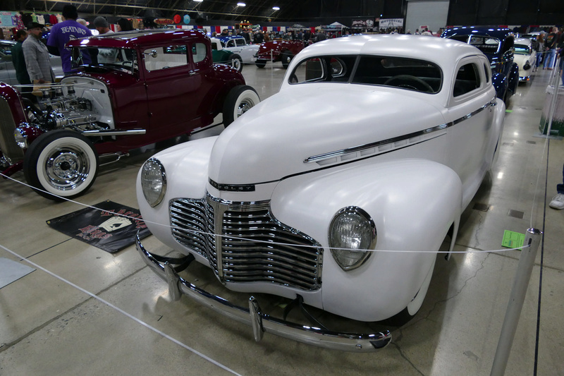 Chevy 1940 - 45 custom & mild custom 32322411