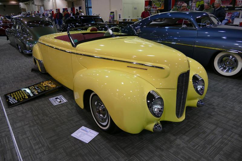 1940 Mercury - The Roadstar - Kid Dean 32410110