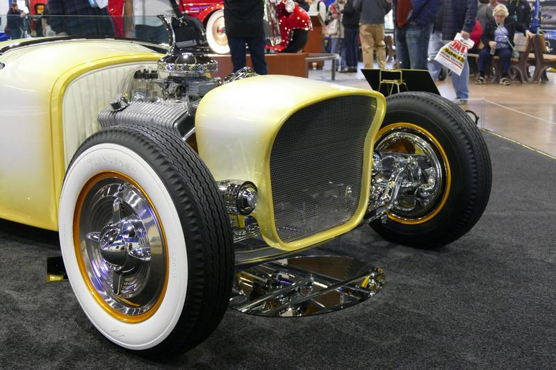 Fool's Goldster -Taylor Made - 1927 Dodge Roadster 32534211