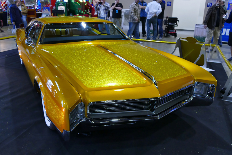 1966 Buick Riviera GS - Hot Rods & Custom Stuff 32548310