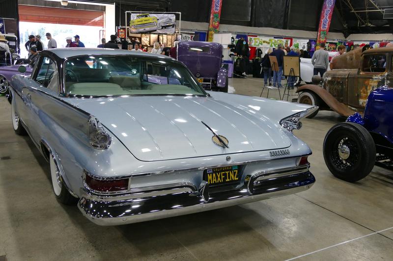 1960-64 Chrysler - Desoto custom & mild custom 32549411