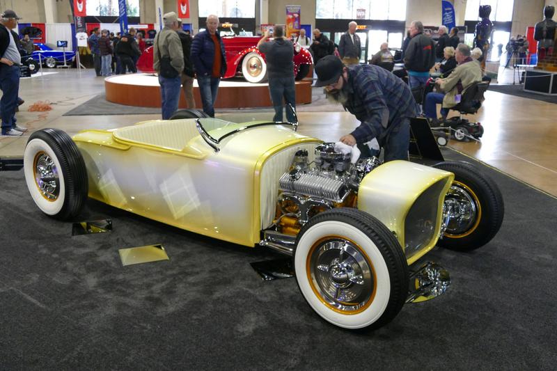Fool's Goldster -Taylor Made - 1927 Dodge Roadster 32564710
