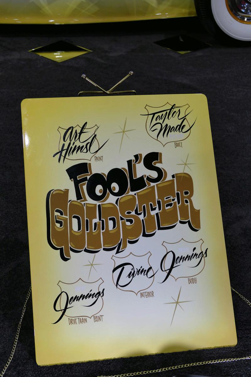 Fool's Goldster -Taylor Made - 1927 Dodge Roadster 32564712
