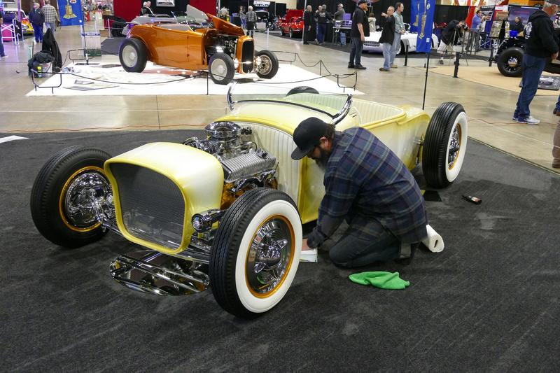 Fool's Goldster -Taylor Made - 1927 Dodge Roadster 32564713
