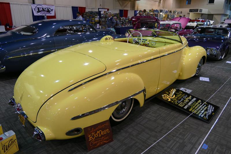 1940 Mercury - The Roadstar - Kid Dean 32637010