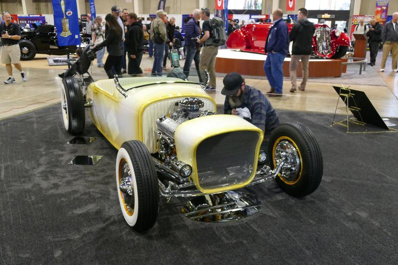 Fool's Goldster -Taylor Made - 1927 Dodge Roadster 32646210