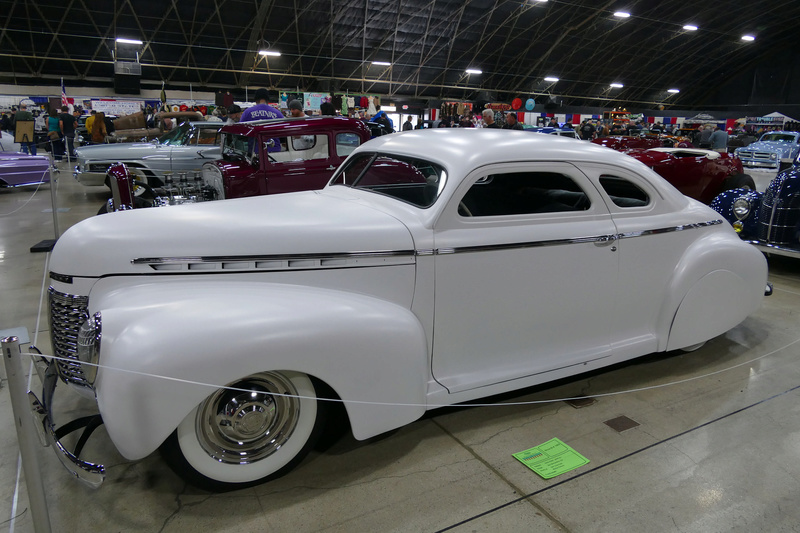 Chevy 1940 - 45 custom & mild custom 32661110