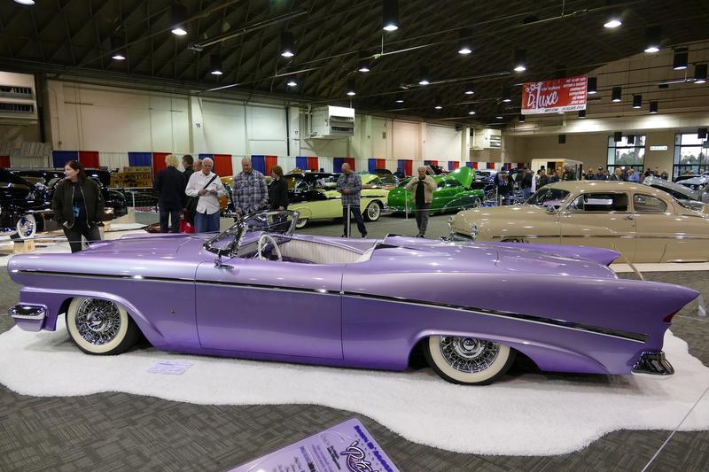 1958 Packard convertible - Rita - John d'Agostino - OZ Kustoms 32681713