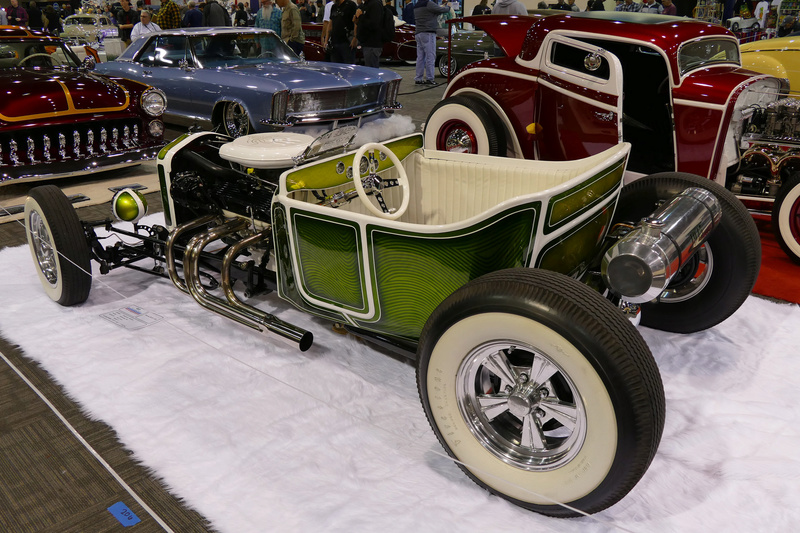 Ford T hot rod (1908 - 1927) - T rod - Page 7 32750211