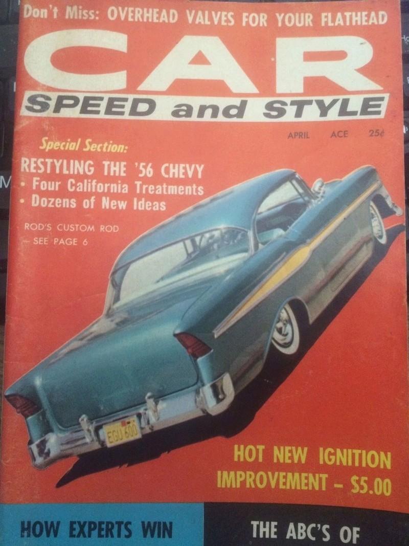 Chevy 1956 custom & mild custom - Page 4 3315