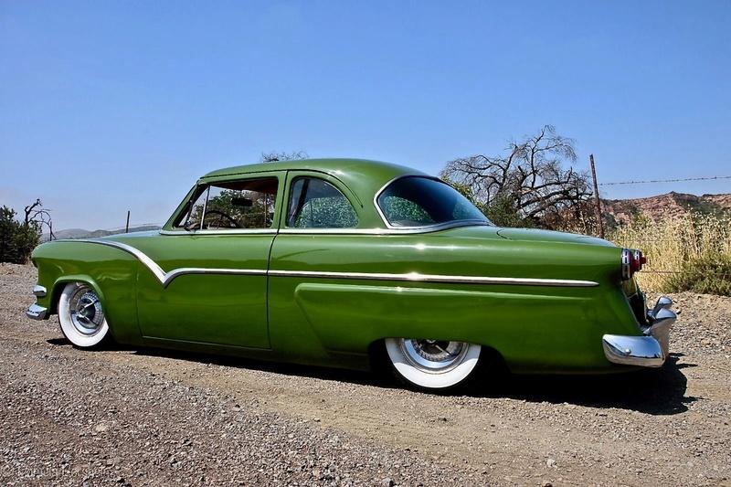 Ford 1952 - 1954 custom & mild custom - Page 10 332