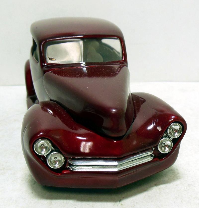 Vintage built automobile model kit survivor - Hot rod et Custom car maquettes montées anciennes - Page 9 335