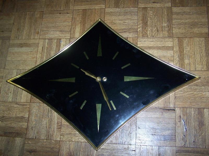 Horloges & Reveils fifties - 1950's clocks - Page 3 3515
