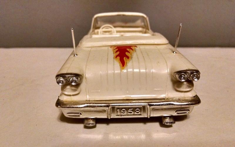 Vintage built automobile model kit survivor - Hot rod et Custom car maquettes montées anciennes - Page 9 3710