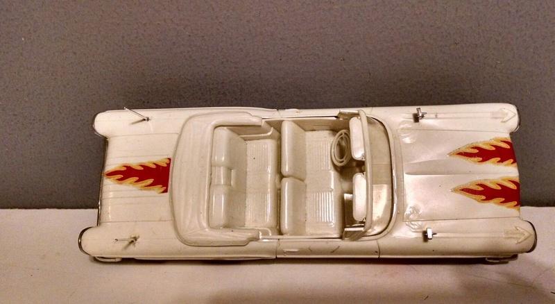 Vintage built automobile model kit survivor - Hot rod et Custom car maquettes montées anciennes - Page 9 3810